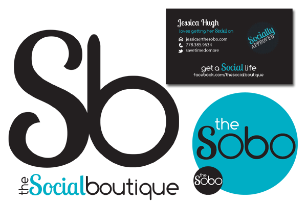 Visual Branding for The Social Boutique