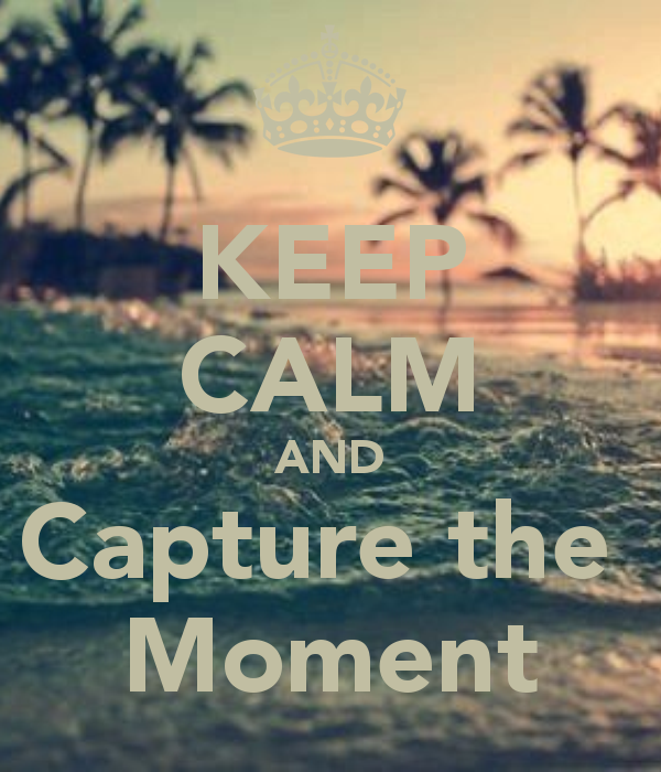 Capture the moment! Plan to get leads.